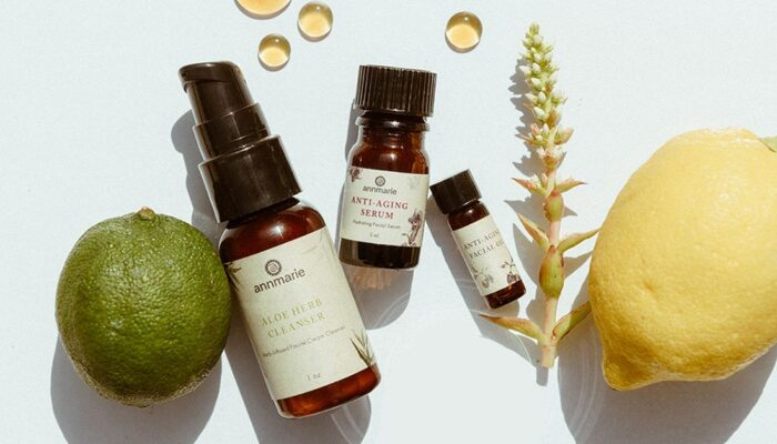 Why I choose non-toxic AnnMarie Skin Care Products for my skin